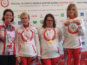Special Olympics Winterspiele 2017