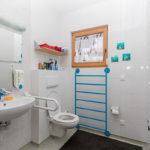 Behindertengerechtes Bad im WIR-Haus in Mils