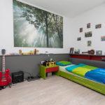 Ein Zimmer eines Bewohners im WIR-Haus in Mils