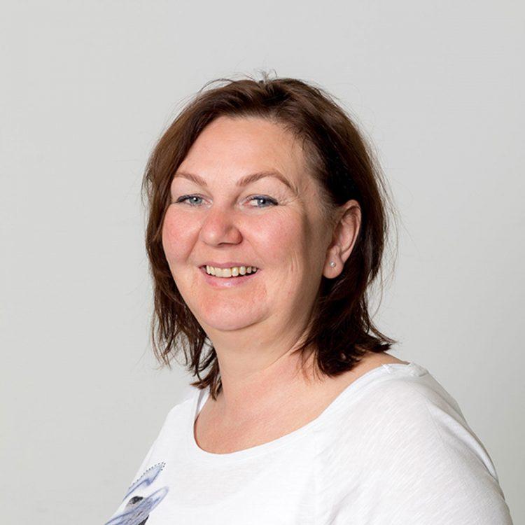 Martina Reitmeier ist Mitarbeiterin beim Verein WIR