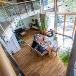 Innenraum im Haus Wiesing von WIR Sozial-Inklusive Dienstleistungen Tirol