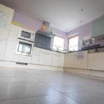 Modern ausgestattete Küche im Haus Wiesing bei WIR