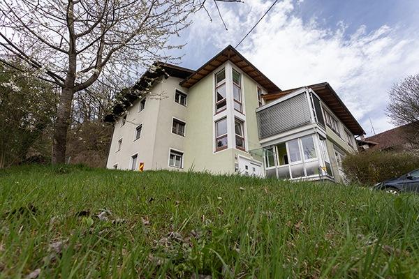 Vorderansicht WIR Haus Fritzens