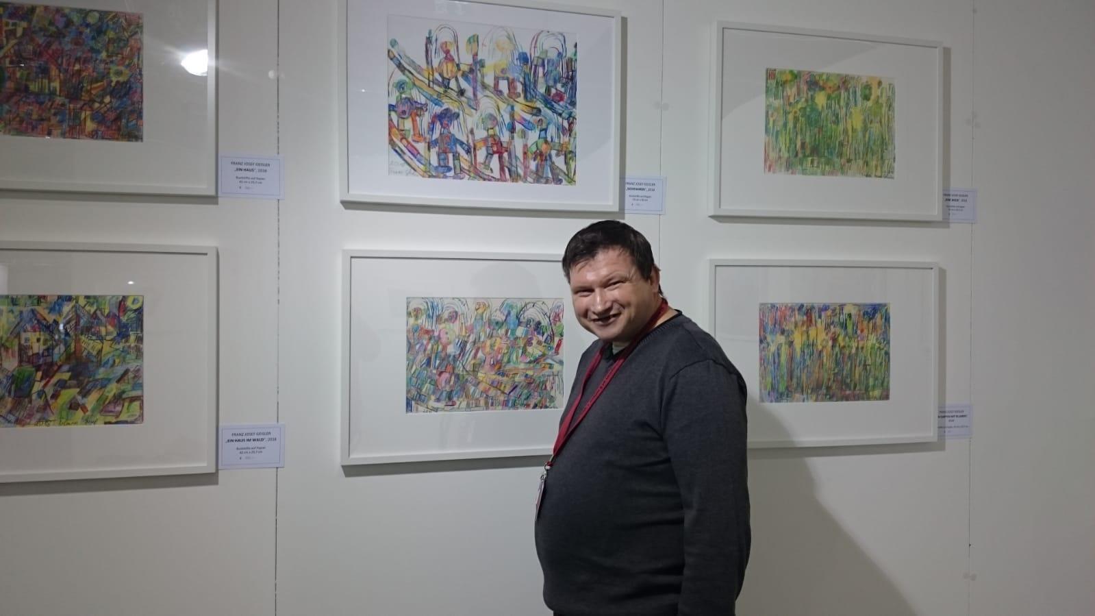 ART Innsbruck Galeristen Künstler
