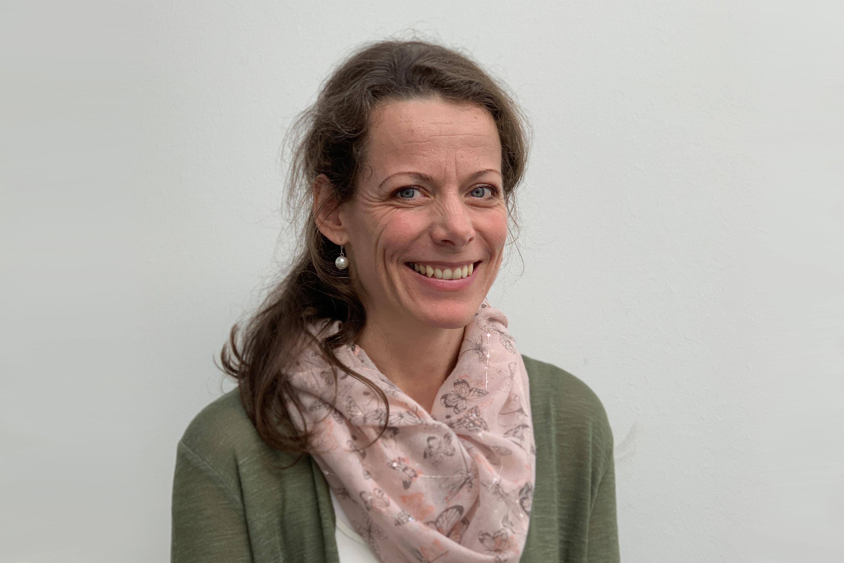 Tatjana Klingenschmid, Koordinatorin Hinterseeberhaus